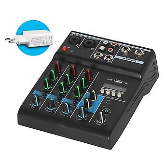 Mixer-Audiokonsole