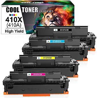 Cooler Toner Kompatibel Tonerkartusche Ersatz fr HP 410X 410A fr HP Color Laserjet Pro MFP