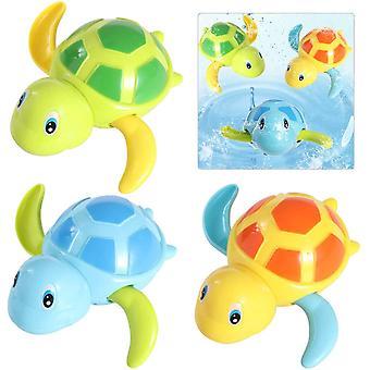 HanFei 3 Stuck Baby Bad Spielzeug Aufziehen Schildkrte Spielzeug Schwimmende Wasser Badewanne