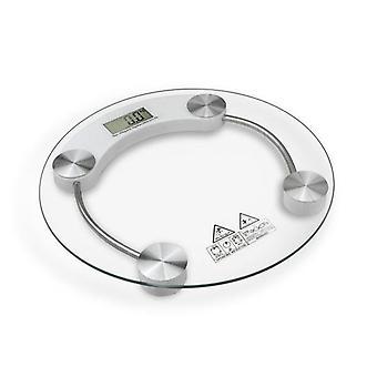 Digital Glass Electronic Weight Body Bathroom Health Scale