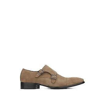 Kenneth Cole New York Regal Sole Suede Double Monk