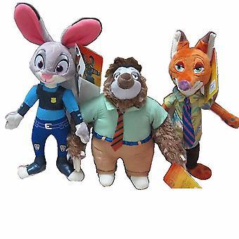 3db plüss játék Zootopia Baba Judy Hopps Fox