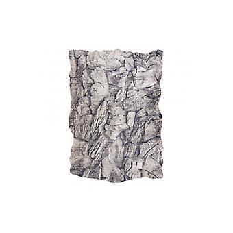 Rug TINE 75417A Rock, stone - modern, irregular shape cream / grey