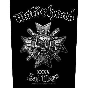 Motorhead - Bad Magic Back Patch