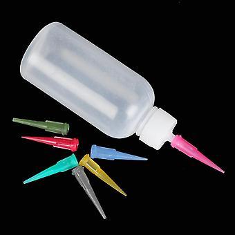 New Plastic Food-grade Jam Painting Squeeze