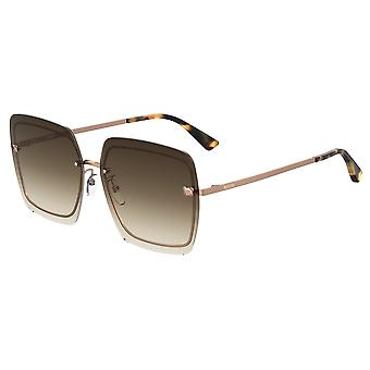 Moschino Asian Fit MOS085/G/S 09Q/HA Brown/Brown Gradient Sunglasses