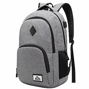 Lightweight Laptop Backpack With Basic Waterproof Daypack Travel Bag