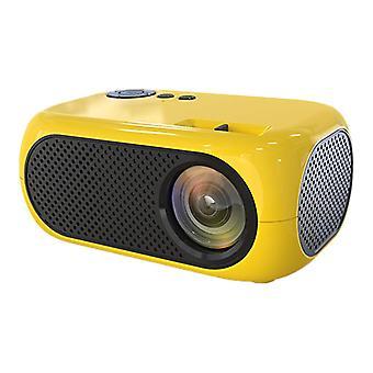 Mini pocket projector native 1080p portable