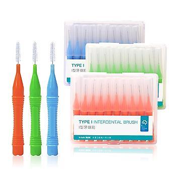 Ii Gevormde Interdentale Borstel Denta Floss Orthodontische Reinigingsmiddelen