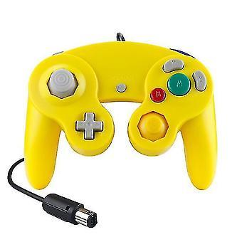 4 Fire Buttons Gamecube Controller For Wii Wiiu Gamecube Joystick Game Accessories