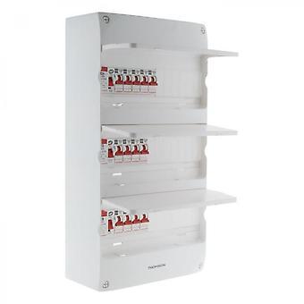 Förutrustad 3-radig elektrisk låda