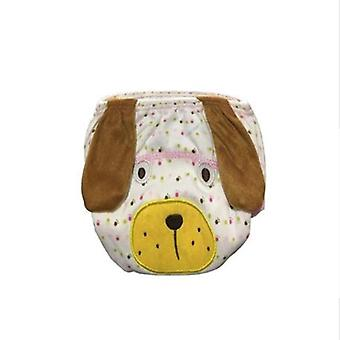 Cute Baby Diapers Reusable Nappies Cloth Diaper Washable