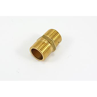 Double Thread Brass Straight Tie