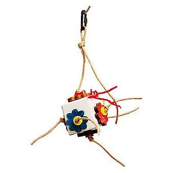 """Zoo-Max 2"""" Fun Box Bird Toy - 8""""L x 5""""W"""