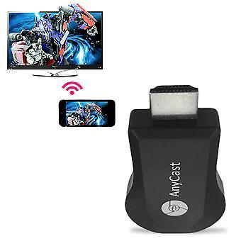 Für Miracast Wifi Display Dongle Empfänger 1080p Hdmi Ipush Am8252 Dlna M2push