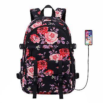 College Girl Books Backpack