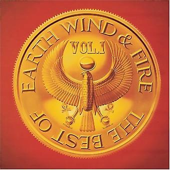 地球風・火・火・風の地球: Vol. 1-のベスト地球風・ Fi [CD] USA 輸入