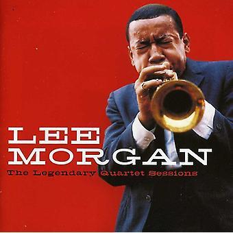 Lee Morgan - legendären Quartett Sessions [CD] USA import