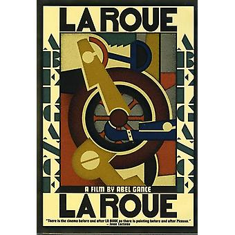 La Roue-a Film by Abel Gance [DVD] USA import