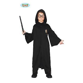 Magischer Zauberer Kostüm Zaubererkostüm Potter Kinder