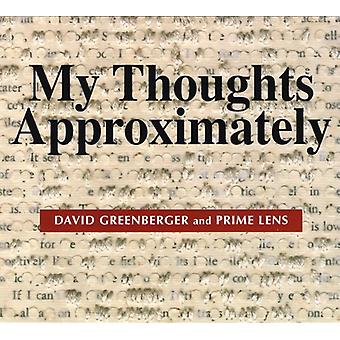 Greenberger*David / Prime Lens - My Thoughts Approximately [CD] USA import