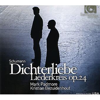 Schumann/Lachner - Schumann: Dichterliebe; Liederkreis [CD] USA import