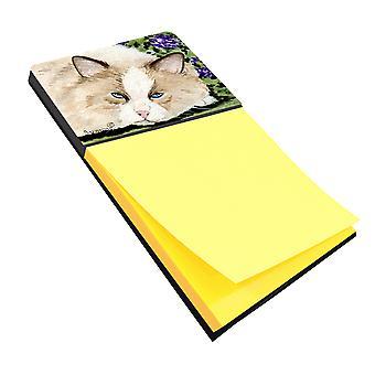 Кот Refiillable записки владельца или Postit Примечание распылитель