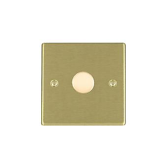 Гамильтон Litestat Hartland атласная латунь 1 г 100W LED диммер SB