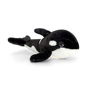 Keel Orca Whale Soft Toy 35cm