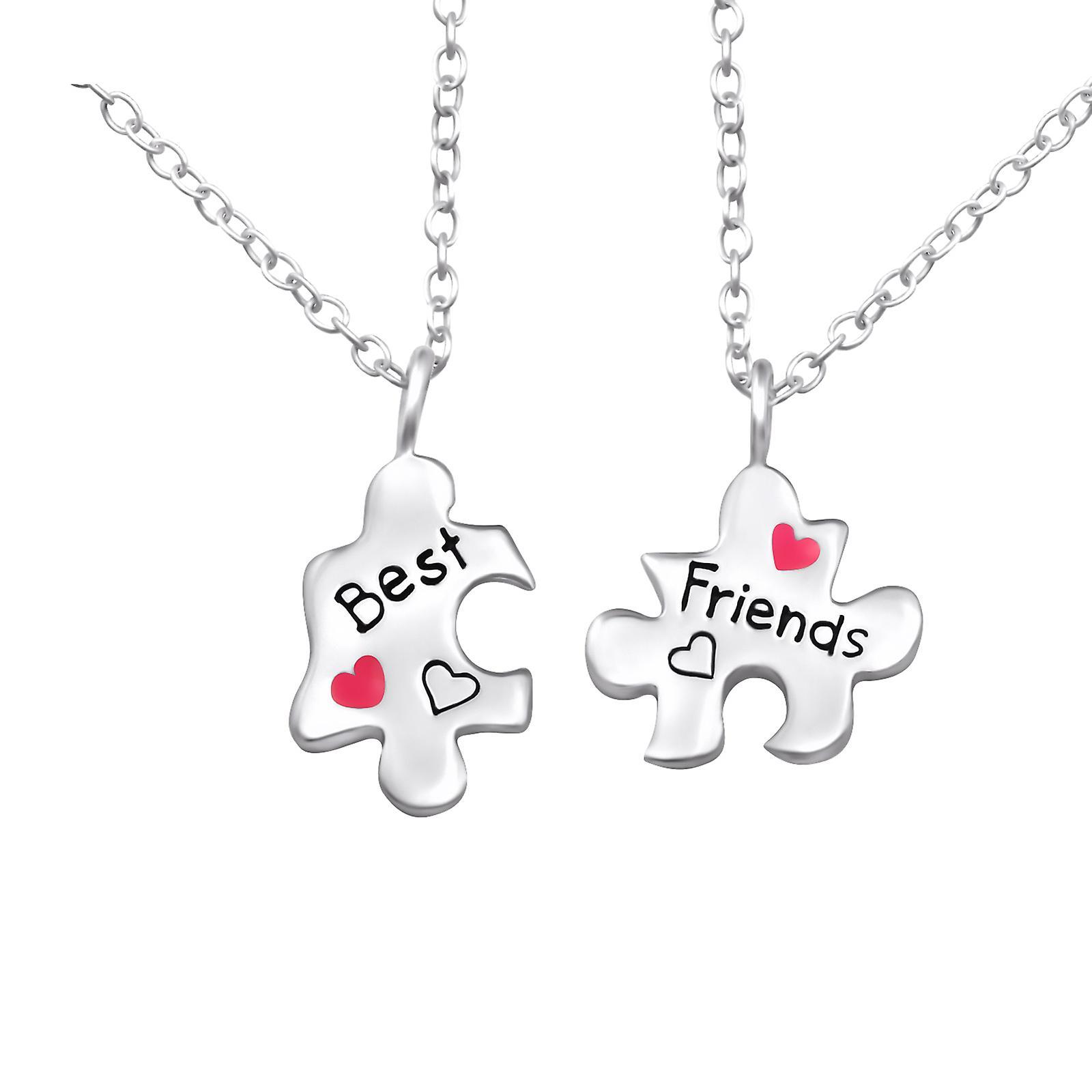 Dainty friendship jewelry, necklaces