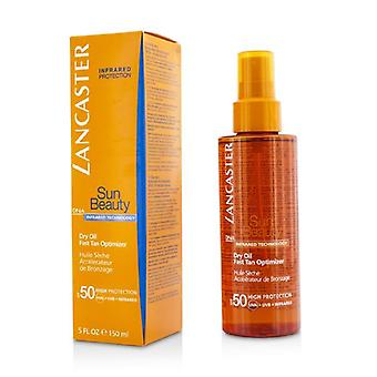 Sun kauneus kuiva öljy Nopea Tan Optimizer Spf50-150ml/5oz