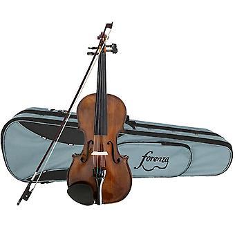Forenza Prima 2 tenue de violon avec étui, archet et colophane - disponible en 4/4, 3/4, 1/2, 1/4, 1/8, 1/10 tailles