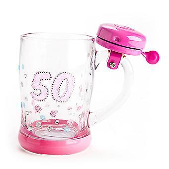 Anniversaire d'éclat Bell Mug