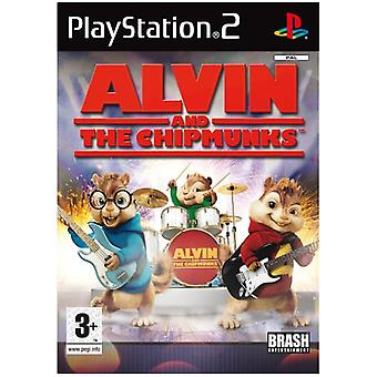 Alvin and the Chipmunks (PS2) - New Factory Sealed