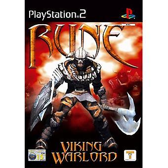 Rune Viking Warlord (PS2) - New Factory Sealed