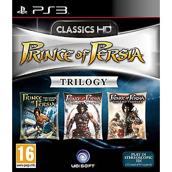 Prince of Persia Trilogy (PS3) - Factory Sealed