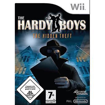 The Hardy Boys The Hidden Theft (Wii) - As New