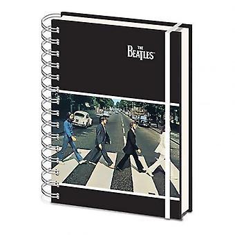 O Notebook de Beatles