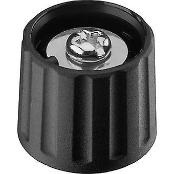 Ritel 26 21 60 3 Control knob Black (Ø x H) 21 mm x 17.5 mm 1 pc(s)