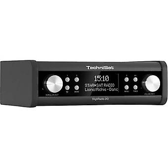 TechniSat DigitRadio 20 DAB+ AUX Black
