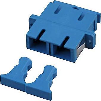 EFB Elektronik 53316,3 FO connector blauw