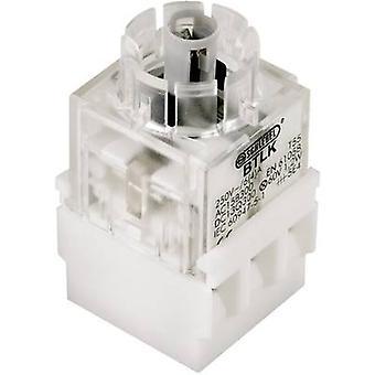 Schlegel BTL5K Contact + bulb holder 1 breaker, 1 maker momentary 250 V 1 pc(s)