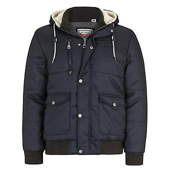 Lonsdale mens winter jacket Fox Hill