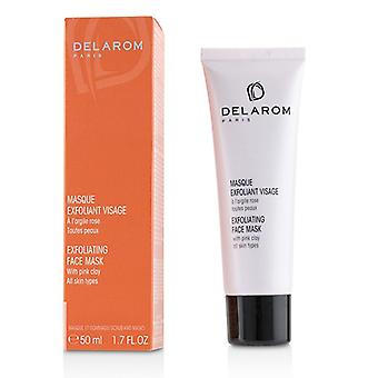 Delarom Exfoliating Face Mask - 50ml/1.7oz