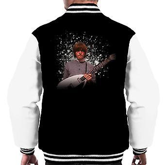 TV Times Brian Jones Rolling Stones Men's Varsity Jacket