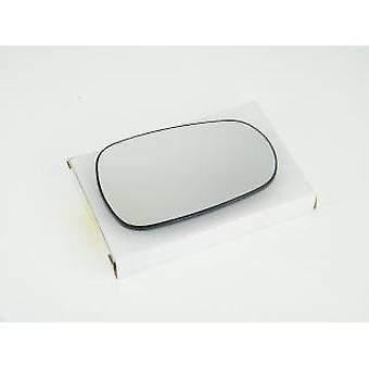 Left / Right Mirror Glass (Heated) & Holder For Nissan MICRA C C 2005-2010