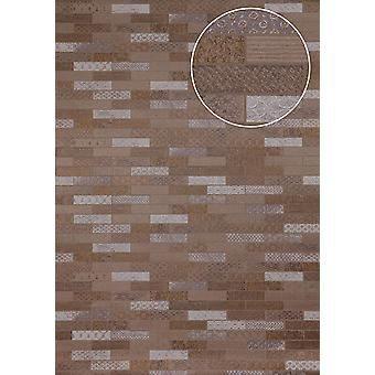 Non-woven wallpaper ATLAS ICO-5075-4