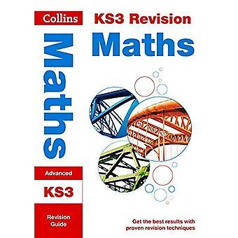 KS3 Matematik (avancerat): Revision Guide (Collins KS3 Revision och praxis - ny 2014 läroplan)