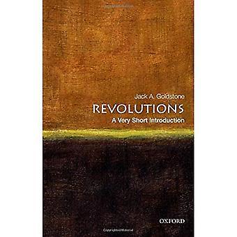 Revoluções: Uma introdução muito curta (introduções muito curtas)