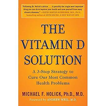 D-Vitamin lösning: En 3-stegs strategi att bota våra vanligaste hälsoproblem
